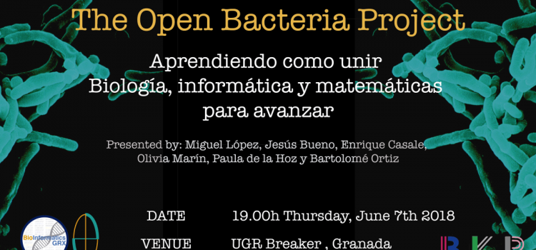 The Open Bacteria Promo