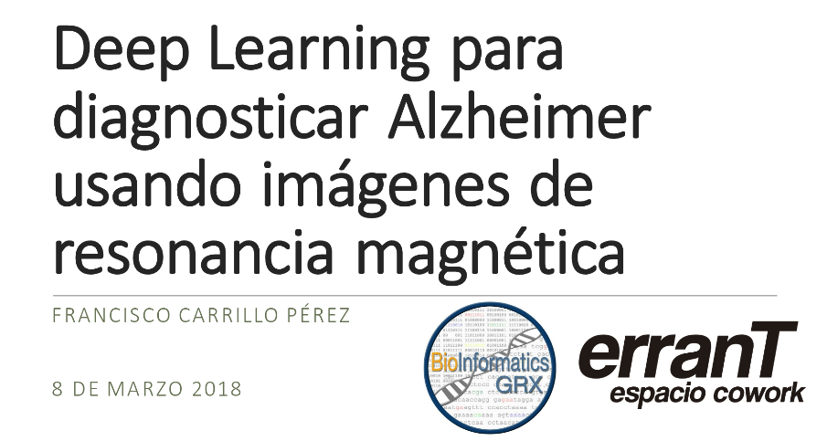 Cartel Deep Learning Alzheimer