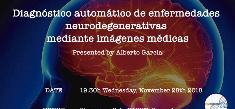Diagnóstico automático de enfermedades neurodegenerativas mediante imágenes médicas